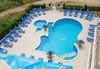 Цяло лято на 150 м. от плажа в хотел Адена 3*, Черноморец! Нощувка със закуска, ползване на басейн, шезлонг и чадър, безплатно за дете до 1.99 г.  - thumb 23