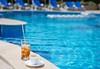 Цяло лято на 150 м. от плажа в хотел Адена 3*, Черноморец! Нощувка със закуска, ползване на басейн, шезлонг и чадър, безплатно за дете до 1.99 г.  - thumb 24
