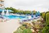 Цяло лято на 150 м. от плажа в хотел Адена 3*, Черноморец! Нощувка със закуска, ползване на басейн, шезлонг и чадър, безплатно за дете до 1.99 г.  - thumb 27