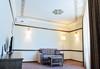 Почивка в хотел Хот Спрингс Медикал и СПА 4* в село Баня! Нощувка със закуска и вечеря, ползване на вътрешен и външен басейн, хамам, парна баня, солна стая, финландски сауни, rain walk, лакониум и още - thumb 13