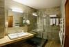 Почивка в хотел Хот Спрингс Медикал и СПА 4* в село Баня! Нощувка със закуска и вечеря, ползване на вътрешен и външен басейн, хамам, парна баня, солна стая, финландски сауни, rain walk, лакониум и още - thumb 14