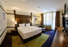 Почивка в хотел Хот Спрингс Медикал и СПА 4* в село Баня! Нощувка със закуска и вечеря, ползване на вътрешен и външен басейн, хамам, парна баня, солна стая, финландски сауни, rain walk, лакониум и още - thumb 9