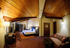 Почивка в хотел Хот Спрингс Медикал и СПА 4* в село Баня! Нощувка със закуска и вечеря, ползване на вътрешен и външен басейн, хамам, парна баня, солна стая, финландски сауни, rain walk, лакониум и още - thumb 11