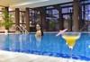 Релаксираща почивка в Роял Банско Апартмънтс 3*, Банско! Нощувка с изхранване по избор, ползване на вътрешен отопляем басейн и релакс зона, безплатно за дете до 11.99 г. - thumb 2