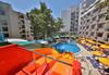 Изпратете лятото с почивка в Престиж Делукс Аквапарк 4* в к.к. Златни пясъци! 1 нощувка на база All inclusive, ползване на 3 външни басейна с 2 аквапарка, анимация за децата, 2 вътрешни басейна, сауна, джакузи и фитнес - thumb 3