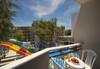 Изпратете лятото с почивка в Престиж Делукс Аквапарк 4* в к.к. Златни пясъци! 1 нощувка на база All inclusive, ползване на 3 външни басейна с 2 аквапарка, анимация за децата, 2 вътрешни басейна, сауна, джакузи и фитнес - thumb 14