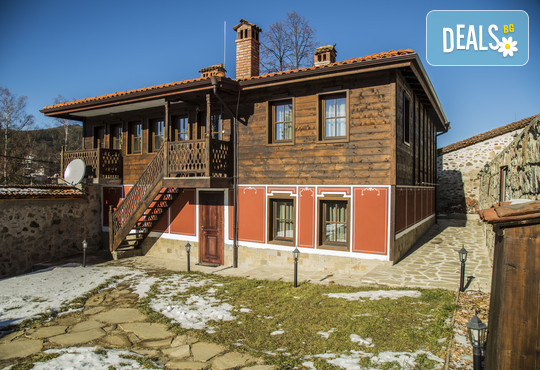 Къща за гости Red House - снимка - 2