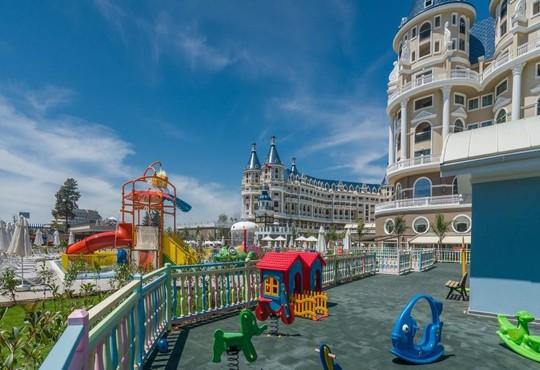 Haydarpasha Palace 5* - снимка - 45