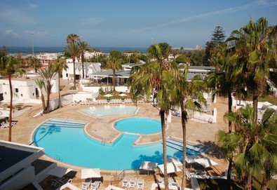 Самолетна почивка в Мароко! 7 нощувки на човек на база All inclusive в Les Almohades Beach Resort Agadir 4*, Агадир, Южно Мароко с двупосочен чартърен полет от София - Снимка