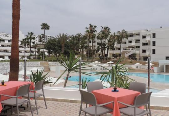 Les Almohades Beach Resort Agadir 4* - снимка - 3