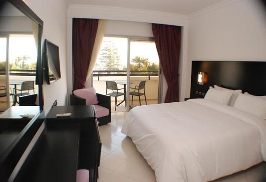 Les Almohades Beach Resort Agadir 4* - снимка - 5