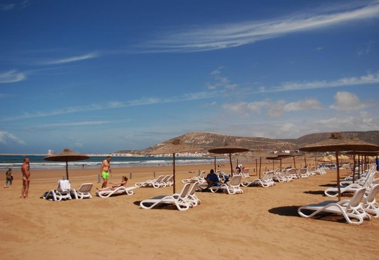 Les Almohades Beach Resort Agadir 4* - снимка - 6