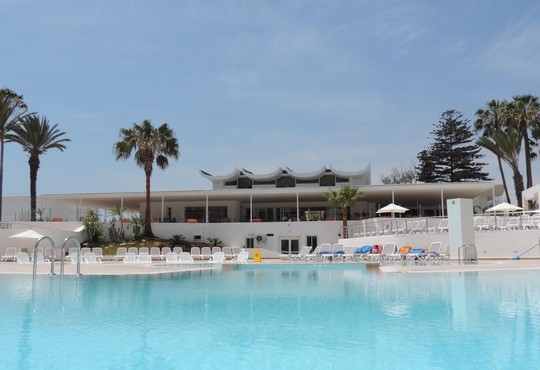 Les Almohades Beach Resort Agadir 4* - снимка - 14