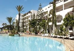 Самолетна почивка в Мароко! 7 нощувки на човек на база All inclusive в Riu Tikida Beach 4*, Агадир, Южно Мароко с двупосочен чартърен полет от София - Снимка