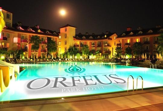 Orfeus Park Hotel 4* - снимка - 7