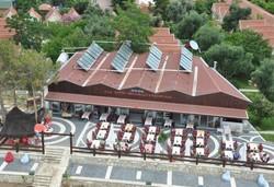 Самолетна почивка в Турция! 7 нощувки на човек на база All inclusive в Nova Beach Hotel  3*, Сиде, Турска ривиера с двупосочен чартърен полет от София - Снимка