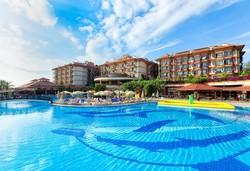 Самолетна почивка в Турция! 7 нощувки на човек на база All inclusive в Adalya Art Side Hotel 5*, Сиде, Турска ривиера с двупосочен чартърен полет от София - Снимка