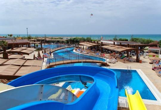 Adalya Ocean Deluxe Hotel 5* - снимка - 3