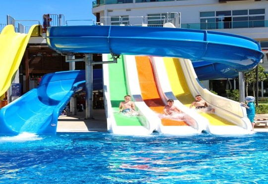 Adalya Ocean Deluxe Hotel 5* - снимка - 4