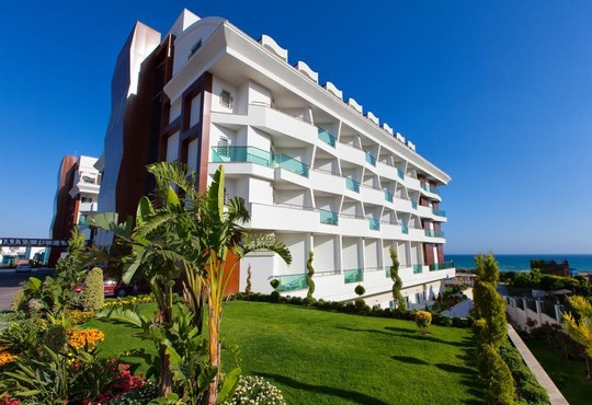 Adalya Ocean Deluxe Hotel 5* - снимка - 8