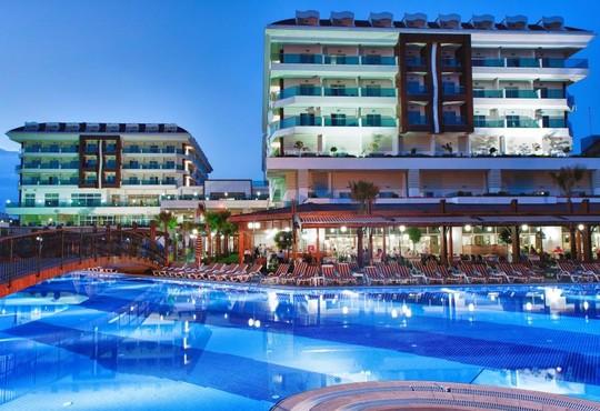Adalya Ocean Deluxe Hotel 5* - снимка - 13