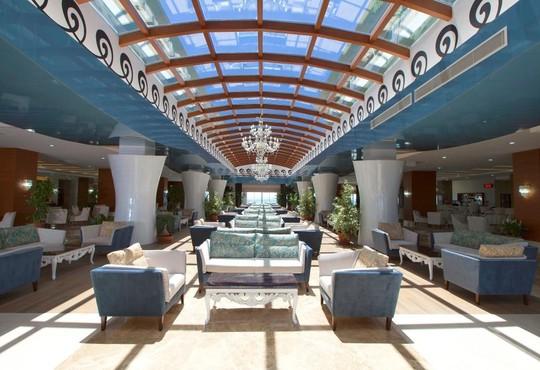 Adalya Ocean Deluxe Hotel 5* - снимка - 17