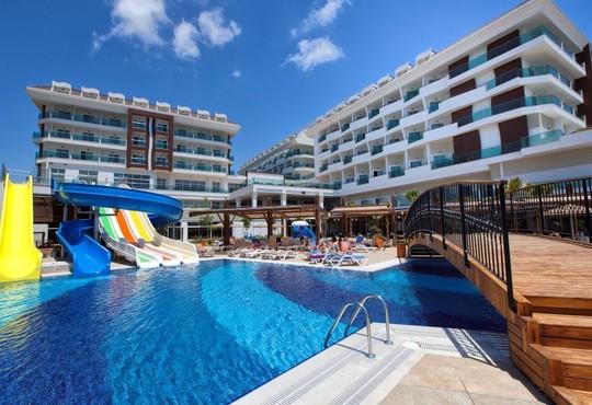 Adalya Ocean Deluxe Hotel 5* - снимка - 18