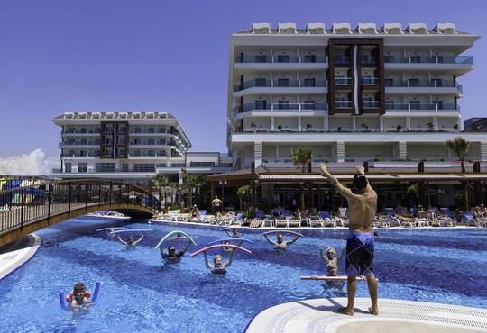 Adalya Ocean Deluxe Hotel 5* - снимка - 19