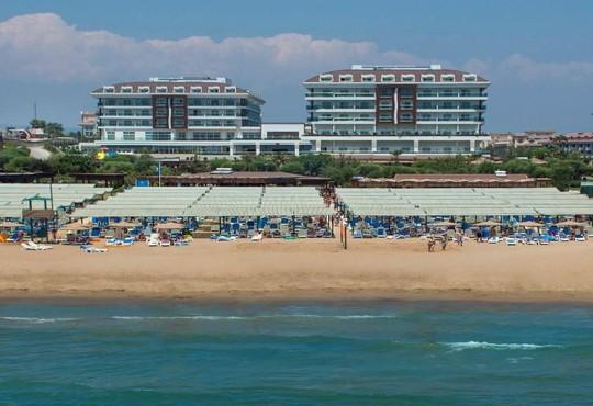 Adalya Ocean Deluxe Hotel 5* - снимка - 1