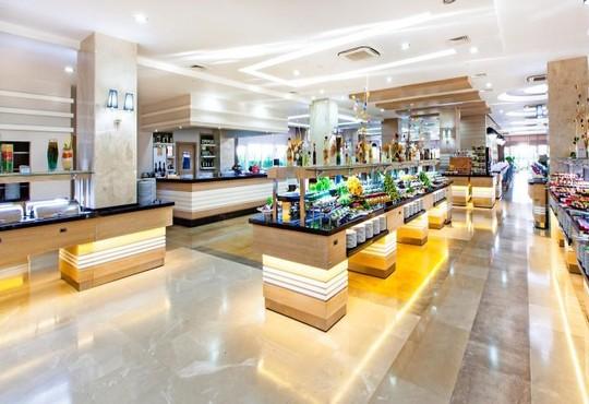 Adalya Ocean Deluxe Hotel 5* - снимка - 25