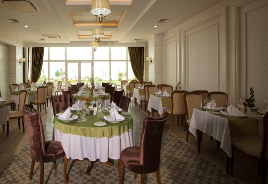 Adalya Ocean Deluxe Hotel 5* - снимка - 30