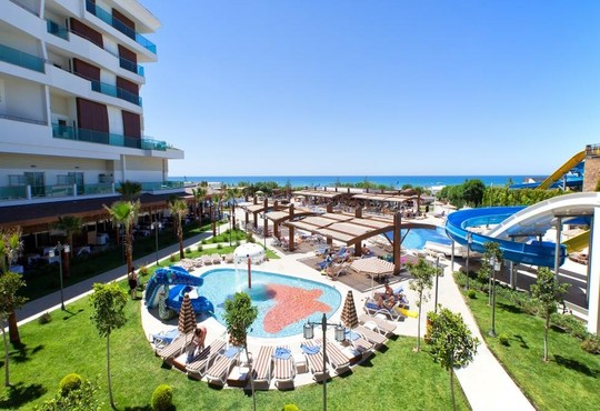 Adalya Ocean Deluxe Hotel 5* - снимка - 33