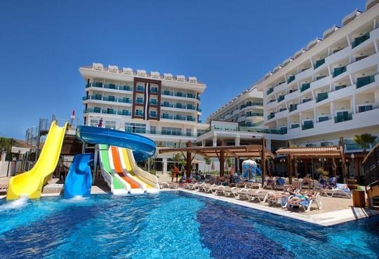Adalya Ocean Deluxe Hotel 5* - снимка - 34
