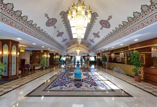 Adalya Resort & Spa Hotel 5* - снимка - 2
