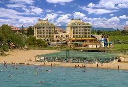 Самолетна почивка в Турция! 7 нощувки на човек на база Ultra all inclusive в Adalya Resort & Spa Hotel 5*, Сиде, Турска ривиера с двупосочен чартърен полет от София - Снимка