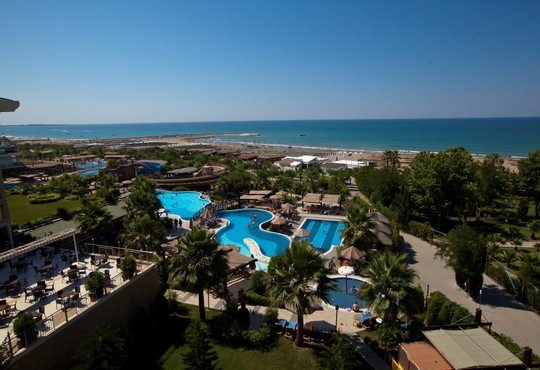 Adalya Resort & Spa Hotel 5* - снимка - 7