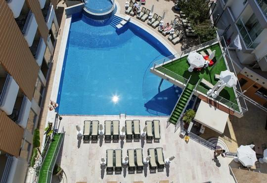 Alaiye Kleopatra Hotel 4* - снимка - 14