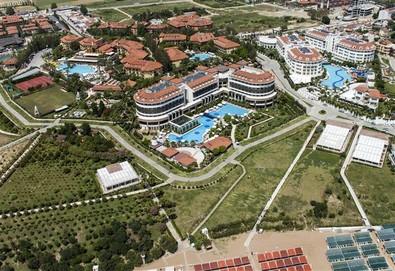 Самолетна почивка в Турция! 3 нощувки на човек на база All inclusive в Alba Resort Hotel 5*, Сиде, Турска ривиера с двупосочен чартърен полет от София - Снимка