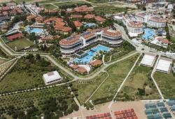 Самолетна почивка в Турция! 7 нощувки на човек на база All inclusive в Alba Resort Hotel 5*, Сиде, Турска ривиера с двупосочен чартърен полет от София - Снимка