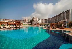 Самолетна почивка в Турция! 7 нощувки на човек на база Ultra all inclusive в Arcanus Side Resort 5*, Сиде, Турска ривиера с двупосочен чартърен полет от София - Снимка