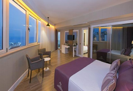 Asia Beach Resort & Spa  5* - снимка - 5