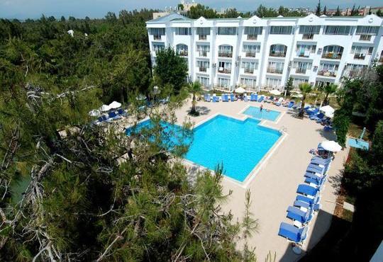 Maya Club Golf Hotel 3* - снимка - 2