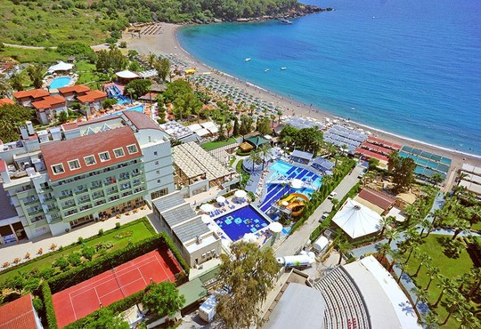 Sealife Buket Beach Hotel 5* - снимка - 19