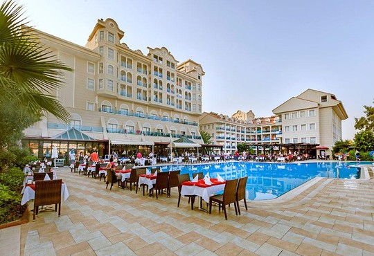 Sultan Of Side Hotel  5* - снимка - 27
