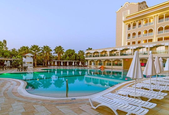 Sultan Of Side Hotel  5* - снимка - 28