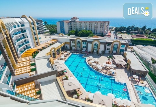 The Lumos Deluxe Resort Hotel & Spa 5* - снимка - 32