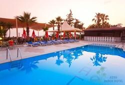Самолетна почивка в Турция! 7 нощувки на човек на база All inclusive в Azak Beach 3*, Алания, Турска ривиера с двупосочен чартърен полет от София - Снимка