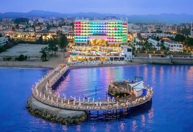Самолетна почивка в Турция! 7 нощувки на човек на база Ultra all inclusive в Azura Deluxe Resort & Spa Hotel 5*, Алания, Турска ривиера с двупосочен чартърен полет от София - Снимка
