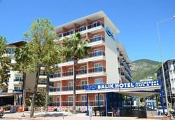 Самолетна почивка в Турция! 7 нощувки на човек на база All inclusive в Balik Hotel 3*, Алания, Турска ривиера с двупосочен чартърен полет от София - Снимка