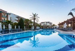 Самолетна почивка в Турция! 7 нощувки на човек на база Ultra all inclusive в Belek Beach Resort 5*, Белек, Турска ривиера с двупосочен чартърен полет от София - Снимка